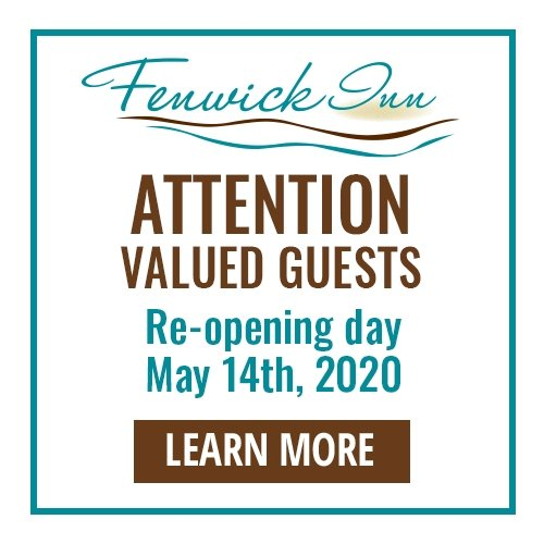 Attention Valued Guests, Re-Opening May 14th, 2020. Learn more